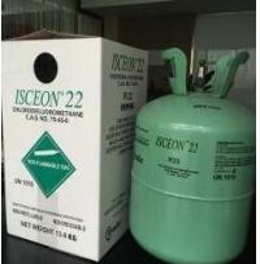 R22 Refrigerant Oxygen Concentrator Parts CHCIF2 86.5G / mol Molecular Weight