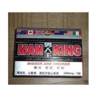 Quality Original Man King Natural Male Enhancement Pills Thicker Penis A Harder And Longer Lasting Erection wholesale