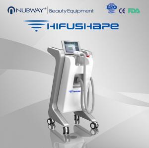 China 2015 Newest 500W Output 150W Input power HifuShape Slimming Machine on sale