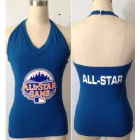 Quality New arrival  football all team members 2013 all-star female vest pure cotton cool active wholesale