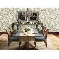 Quality Anti - Static Non Woven Wallpaper Ideas For Living Room Feature Wall , SGS CE Listed wholesale