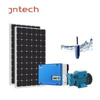 Buy cheap Fanless Solar Panel Water Pump Kits , Solar Powered Agricultural Water Pumping from wholesalers
