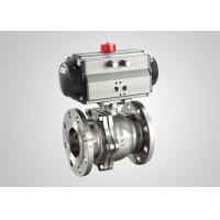 """Buy cheap Pneumatic Actuated Ball Valve On-off & Modulating Type 1/2"""" - 16"""" from wholesalers"""
