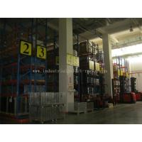 Cheap 5m / 16.5 FT Height Narrow Ailse Industrial Pallet Rack System Saving Space & for sale