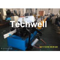 Quality 120mm Diameter Roller Shutter Forming Machine With Hydraulic Cutting TW-RSD85 wholesale