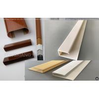 Buy cheap U Style Flexible Rigid Plastic Extrusions Pvc Jointer 5.95 Meter Length from wholesalers