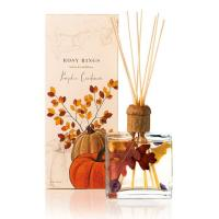 Buy cheap Essential Oil Wood Lid Glass Bottle Reed Diffuser Gift Set For Decoration from wholesalers