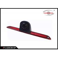 Quality 0.8 - 2.5W High Definition Car Reverse Parking Camera With 1/4 Sharp CCD Sensor wholesale