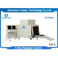 Quality High Penetration Low Conveyor X-Ray Baggage And Parcel Scanner Screening 100x100cm wholesale