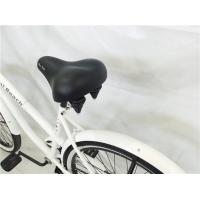 """Cheap Made in China white color OEM steel frame  26"""" 2.125 beach cruiser for lady for sale for sale"""