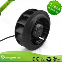 Quality AC Centrifugal Fan Blower , Compact Industrial Ventilation Fans With External Rotor Motor wholesale