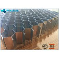 Buy cheap Low Density Aluminium Honeycomb Structure For Car Industries With Customized from wholesalers