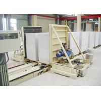 Quality AAC Block Packing Machine Fly Ash Brick With Grouping Transporter wholesale
