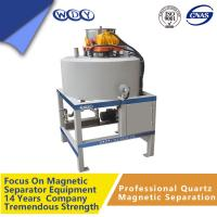Quality Industrial Dry Magnetic Separator Iron Metal Magnetic Ore Separator wholesale
