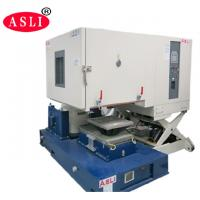 China Electrodynamic Shaker With Temperature Humidity Environmental Vibration Test System on sale
