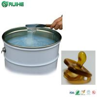 Quality Odorless Medical Grade Silicone Rubber , 2 Part Silicone Rubber SGS Approved wholesale