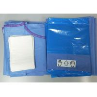 Quality Sterile Surgical Bag In Operating Room Birth Delivery Table Drape Included wholesale