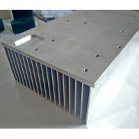 Quality 6061 T6 Rectangular Aluminum Heat Sink Extrusion For CNC Equipment Use wholesale