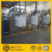Quality medium fresh commercial beer brewing machine wholesale