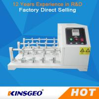 Quality 22.5 °Flexible Bend Leather Testing Machine With CNS-7705 JIS-K6545 wholesale