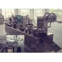 Quality Three Phase Alu Plastic Tropical Blister Packing Machine For Food and Medicine wholesale