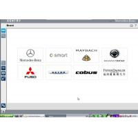 Cheap Vehicle Diagnostics Software , DAS / Xentry / WIS / EPC Software for sale