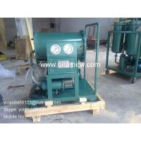 China Used Fuel Oil Purifier   Diesel oil Gasoline Light Oil Filtration Unit Purifying Machine on sale