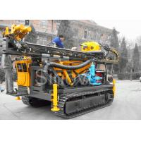 Quality Hydraulic Sinovo Core Drilling Rig Cummins engine  SD-1200 with drill depth 600m and drill diameter114mm wholesale