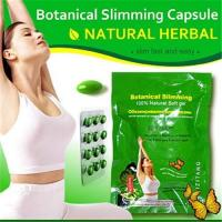 Quality 100% Authentic Meizitang Botanical Slimming Softgel, Lose 30lbs Easily wholesale