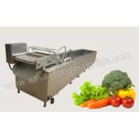 Quality Water Bubble Vegetable Washing Machine wholesale