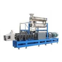 Quality 2000kgs/h twin screw extruder  fish feed making machine japan wholesale