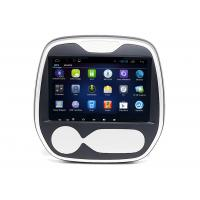 Quality Android 2 Din Auto Dvd CD Player Vehicle Navigation System  Captur Radio Quad Core wholesale