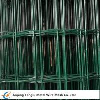 Quality Holland Wire Mesh Known as Wave Shaped or Ocean Wave Welded Fence wholesale