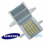 Quality 7W LED R7S light Samsung SMD5730 long lifetime J78mm R7S lamp basic commerical lighting energy saving LED ligh AC85-265V wholesale