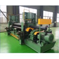 Cheap Customized Hydraulic Sheet Metal Bending Machine For Barrel / Circular Shape for sale