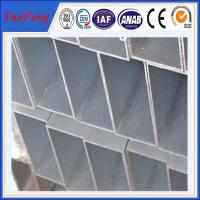 China NEW! Factory in China aluminum pipe,aluminum square tubing prices,aluminum pipe dimensions on sale