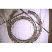 Quality Manufacturer High Temperature of acid white Kanthal A1 Heating Wave Wire wholesale