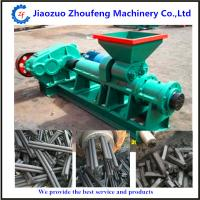 Quality charcoal briquette extrude machine Email: kelly@jzhoufeng.com wholesale