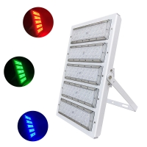 China High Brightness Outdoor Modular RGB LED Flood Light CE ROHS Certification on sale