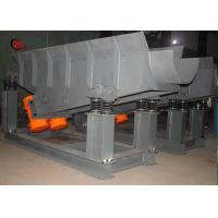 China Vibro Screen Separator Seated Vibrating Grill Feeder Maximum Size Of 1000 MM on sale