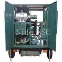 China NSH transformer oil regeneration plant on sale