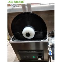 Quality 6 Litre Table Top Ultrasonic Cleaning Machine , Ultrasonic Record Cleaner SS 304 wholesale