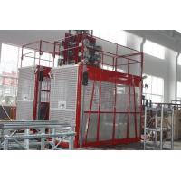 Quality 12 - 38 Passenger or 1.6T Construction Material Lifting Hoist Equipment with CE wholesale