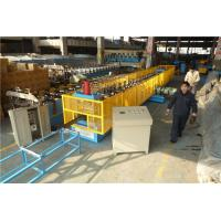 Cheap Hydraulic Decoiler Cold Roll Forming Machine No Punching With PLC for sale