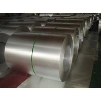 Quality SPCC / SPCD Hot Dipped Galvanized Steel Coils , AZ Galvalume Steel Coil wholesale