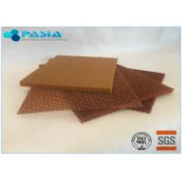 Buy cheap Jacquard Treatment Aramid Honeycomb Panels With Epoxy Resin Fungi Resistance from wholesalers
