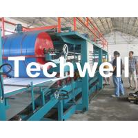 Quality EPS Foam Insulated Sandwich Panel  Making Roll Forming Machine wholesale