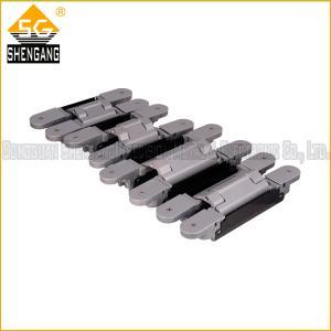 China 180 degree zinc alloy 3D adjustable concealed door hinge on sale