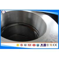 Quality Hot Forged Carbon Steel Ring , AISI 1035 / S35C Steel Grade Forged Rings wholesale