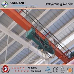 Quality 0.1 Discount 3.2ton Electrical Overhead Crane wholesale